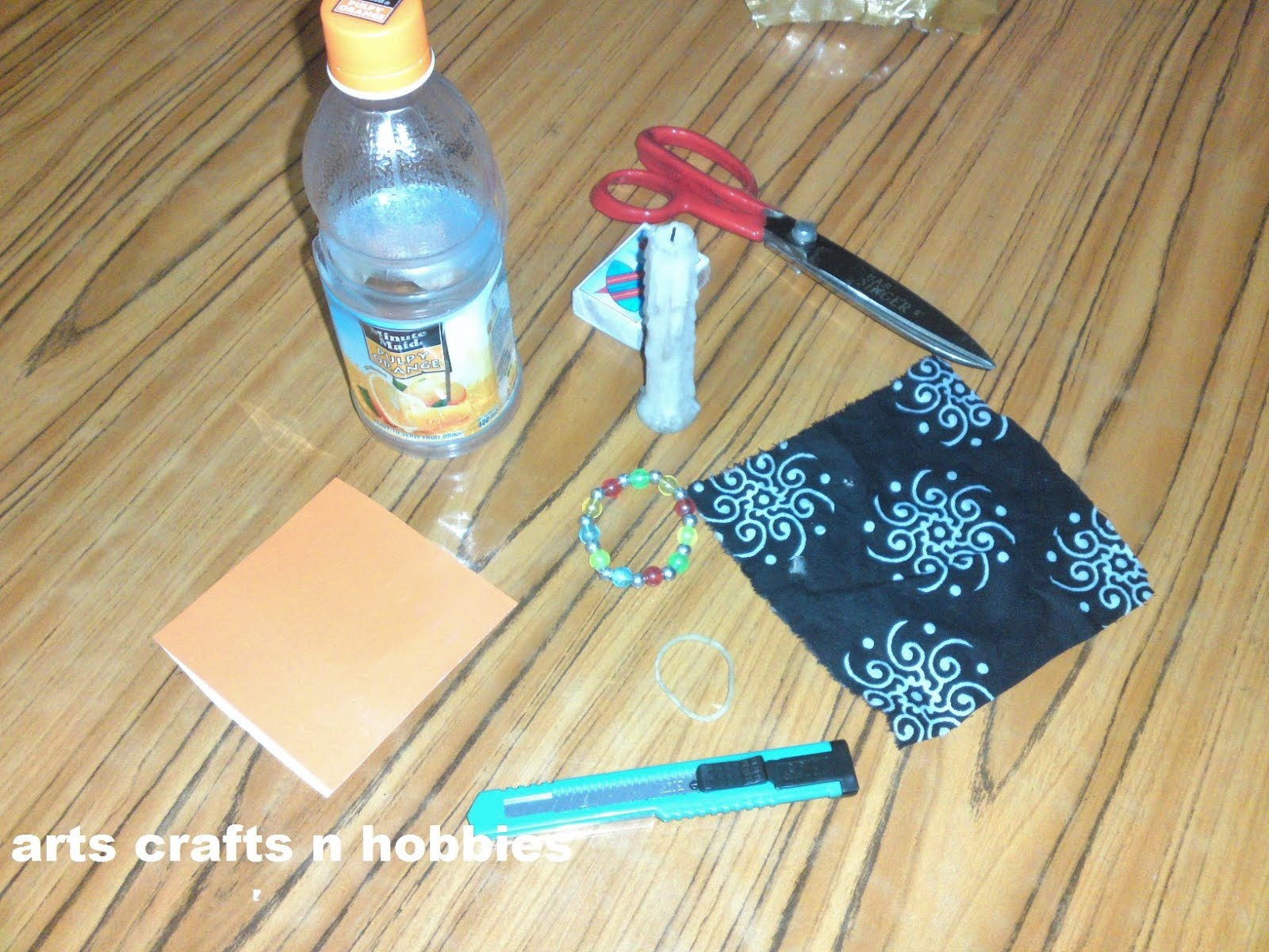 Arts crafts n hobbies plastic bottle gift pack another idea for Bottle arts and crafts
