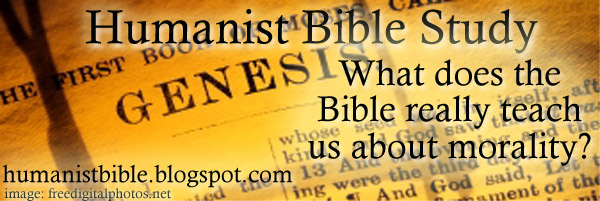 Humanist Bible Study