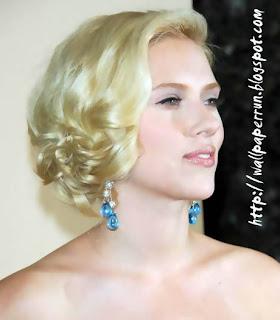 Beauty Scarett Johansson