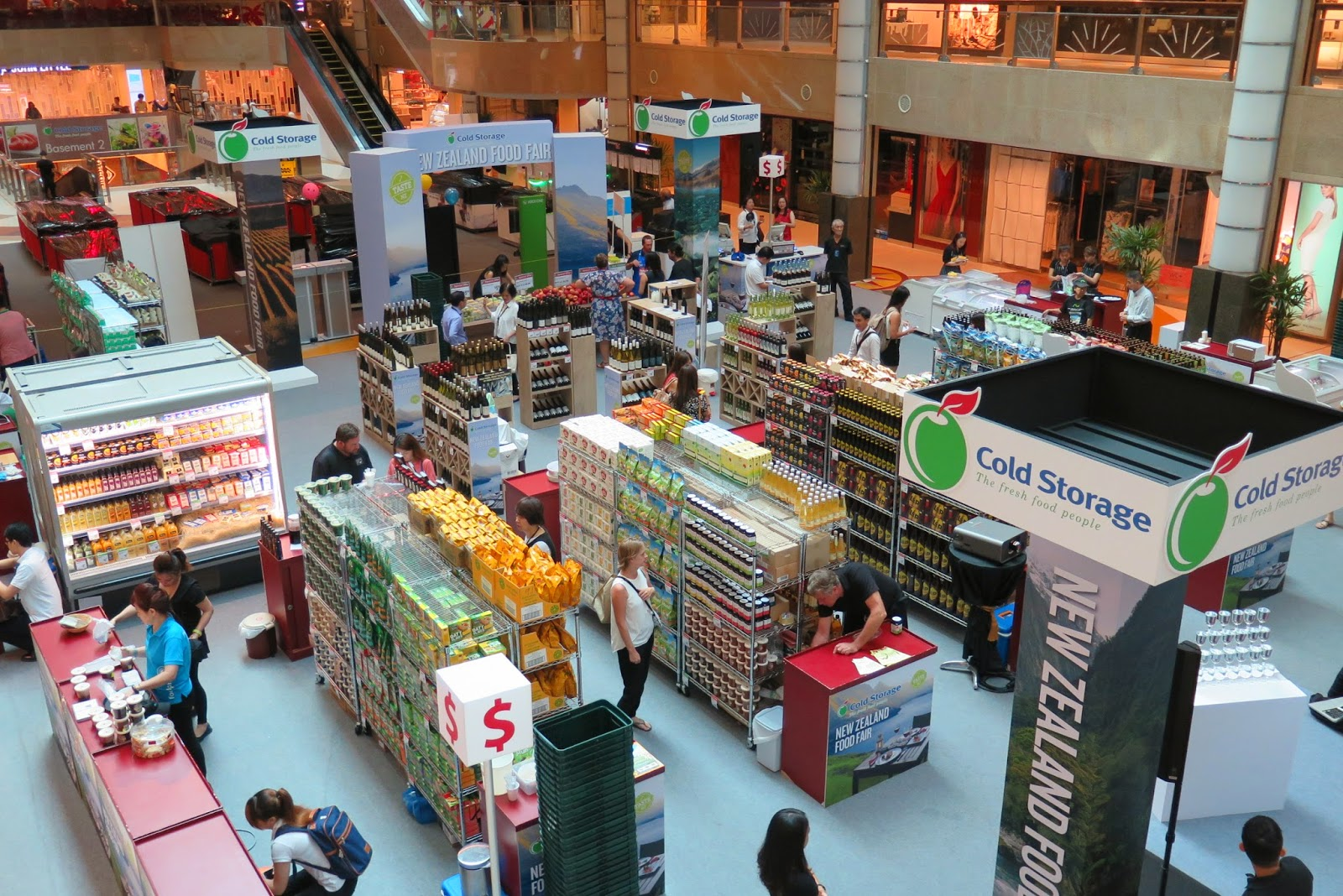 ... fresh seasonal food and speciality products the third annual edition of the New Zealand Food Fair returns at Cold Storage from 18 May to 24 May 2015 ... & New Zealand Food Fair 2015 At Cold Storage Singapore | NEW Blog at ...