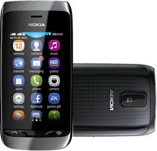 Firmware Nokia Asha 309 RM-843 v.08.22