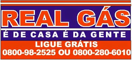Real Gás 0800 - 280 - 6010