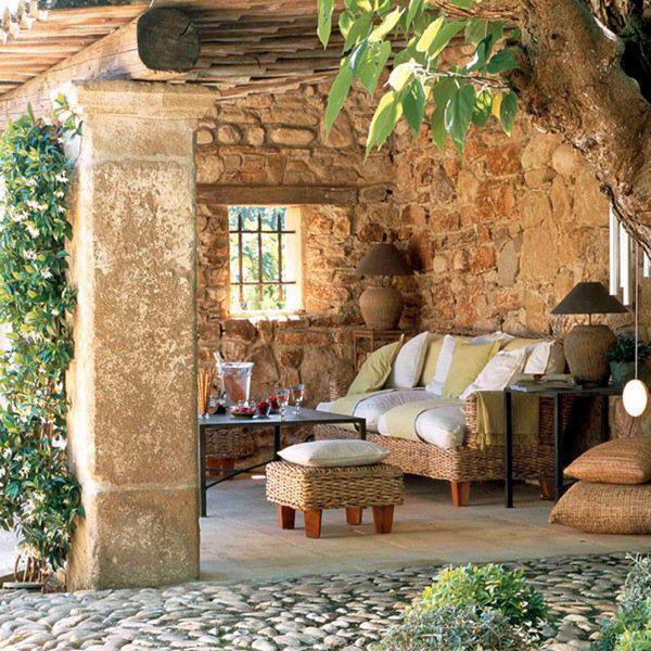 Mil ideas para la casa y el jardin terrazas para jardin - El jardin en casa ...
