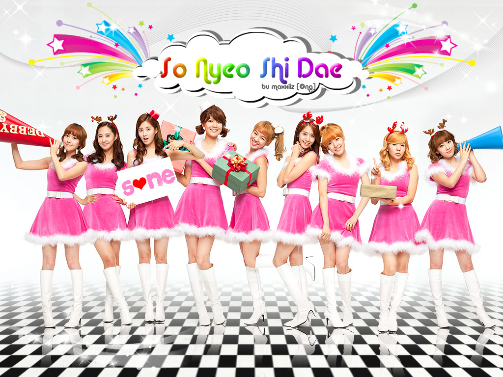 snsd girls generation cute pink wallpaper | snsd girls generation