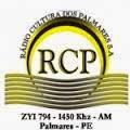 ouvir a Rádio Cultura AM 1450,0 Palmares PE