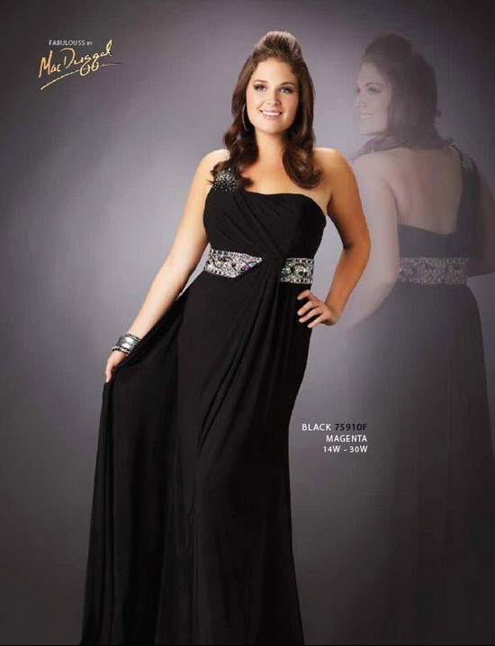 Prom Dresses For Fat - Evening Wear