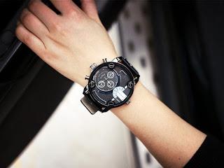jam tangan cowok korea keren