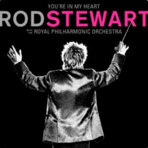 Rod Stewart, You're in my heart.