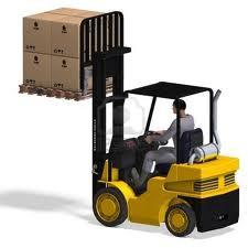 Forklift Kullanma Oyunu