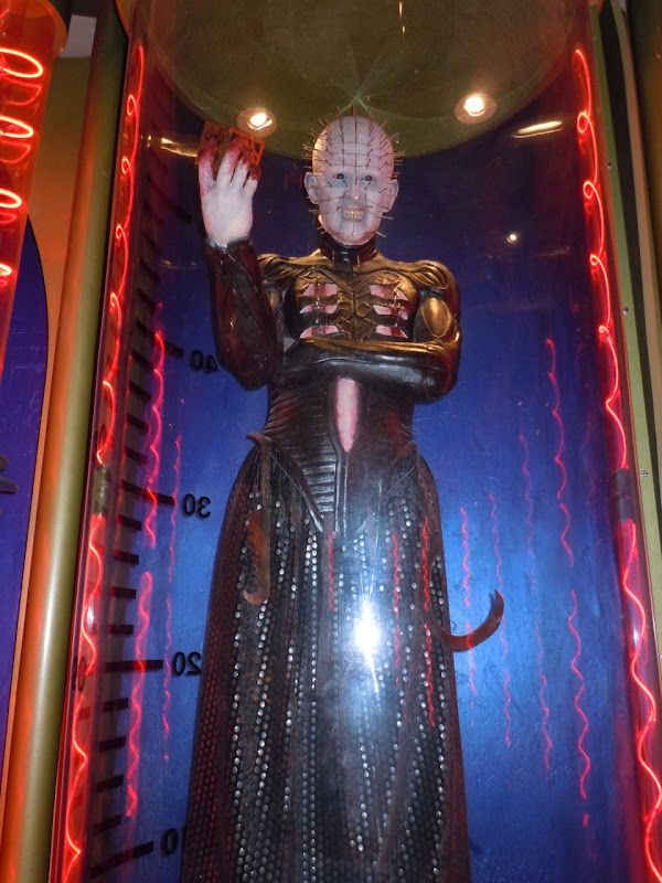 Hollywood Movie Costumes And Props Hellraiser Pinhead