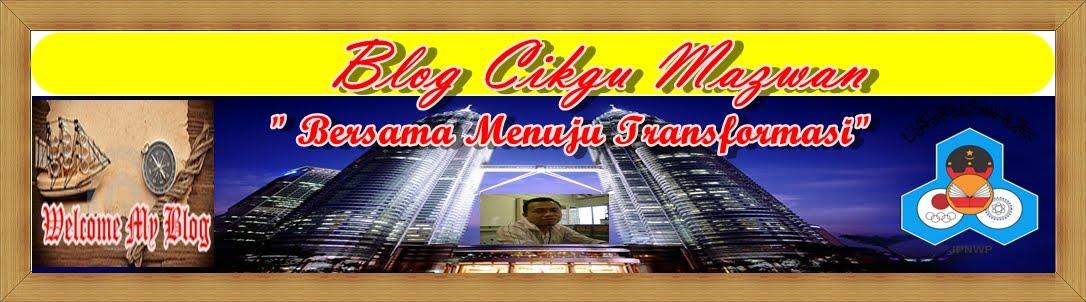 Cikgu Mazwan
