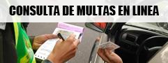 Consultas de Multas
