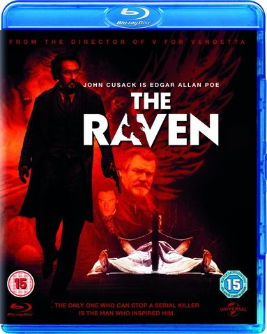 The Raven 2012 Hindi Dubbed Dual Audio BRRip 300mb ESub