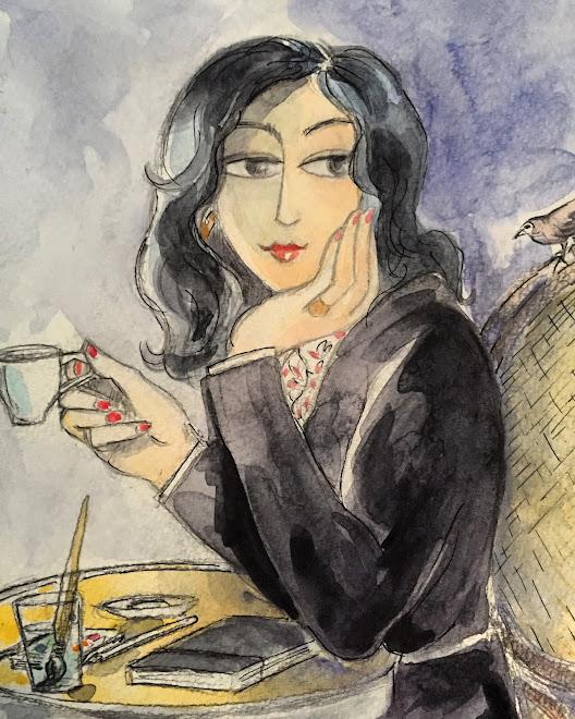 autoportrait parisien