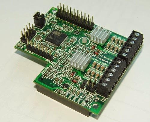 Raspberry Pi GertBot