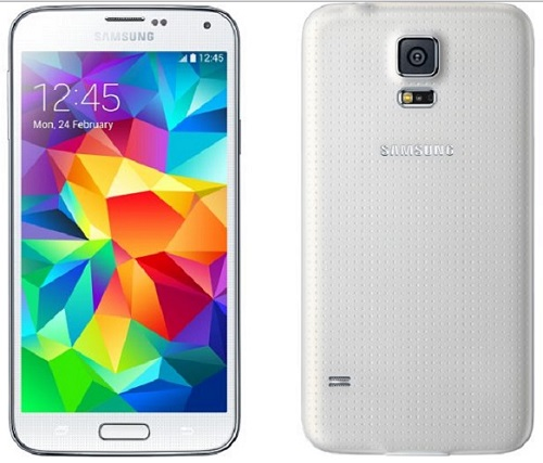 SAMSUNG GALAXY S5 PLUS LAYAR HD KAMERA 16 MP