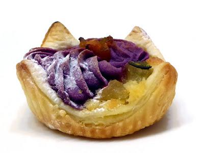 南九州産紫芋のモンブラン | 神戸屋