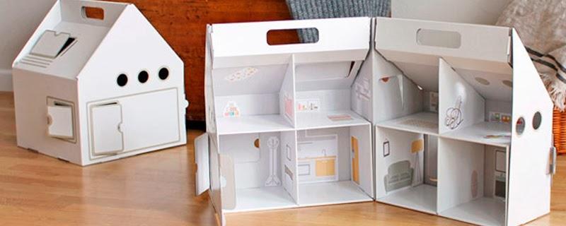 This is Katon; juguetes de cartón