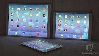 iPad Maxi with 12.9 -Inch screen will be released in March 2014