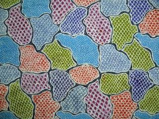 motif batik demak