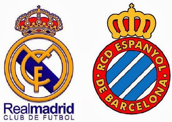 Real Madrid Vs Espanyol en vivo 2014 Cuartos de Final Vuelta Copa ...