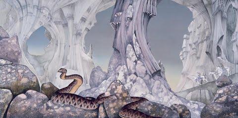 Pinturas de Roger Dean