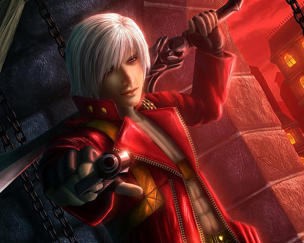 Devil May Cry HD & Widescreen Wallpaper 0.664600486665556