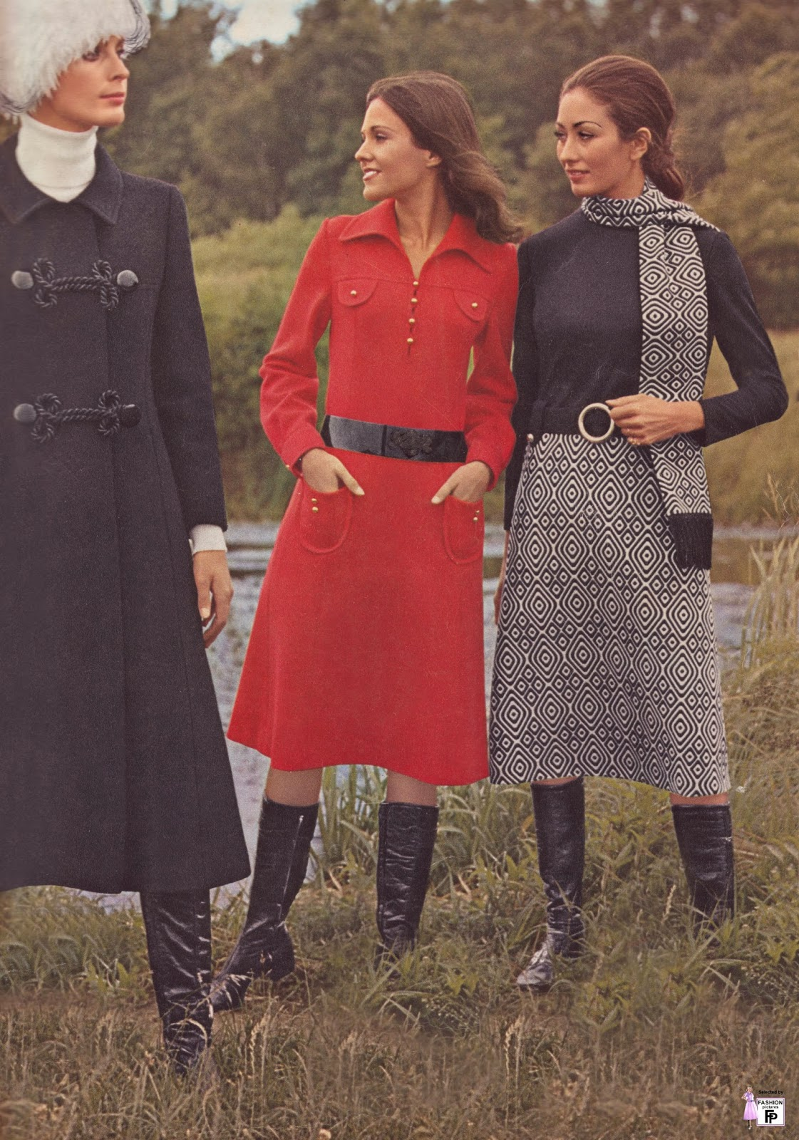 Vintage Clothes From 6 And 70s