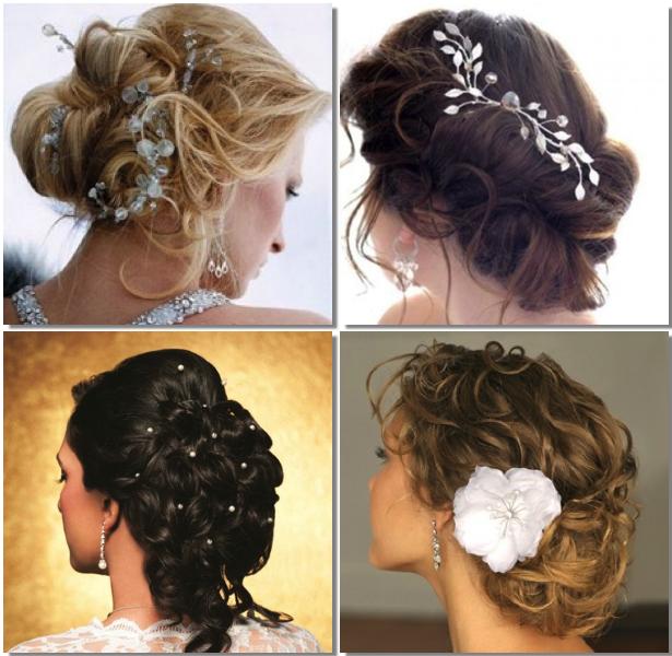 top cheap moos los mejores peinados with como hacer peinado para boda with moos bajos despeinados - Peinados Con Moos