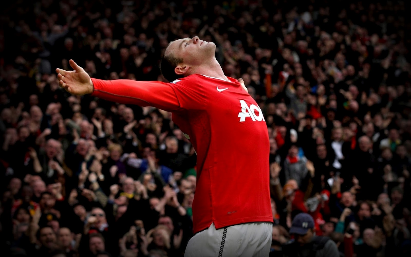 All Football Stars: Wayne Rooney HD New Wallpapers 2012`