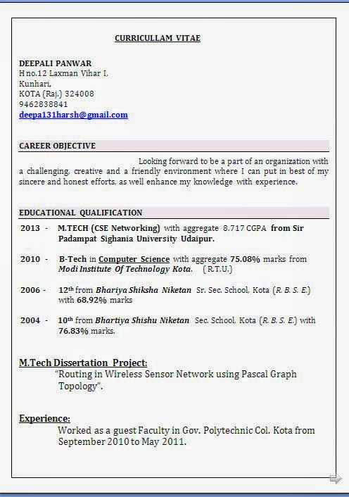 free resume templates windows xp sle resume