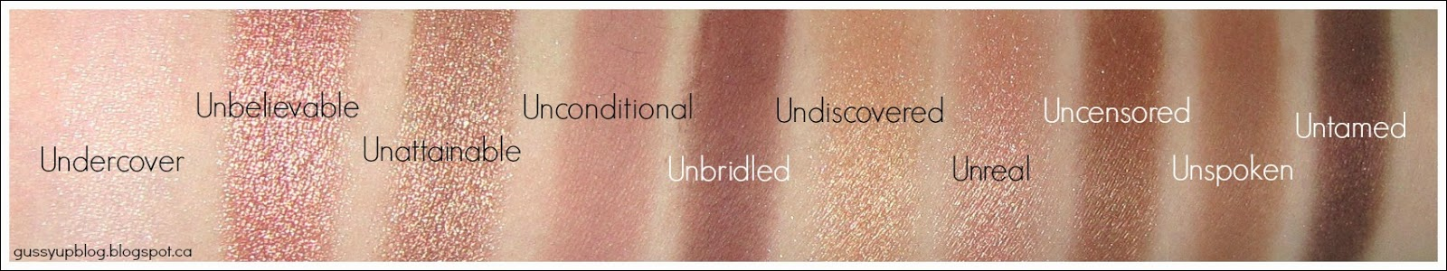 Lorac Unzipped Palette Review and Swatches