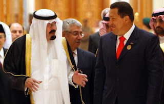 Fateful Spring: The OPEC and Bilderberg 2011 Meetings  chavezsaudi