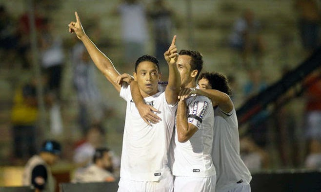 Santos 2 x 1 Red Bull Brasil - Ricardo Oliveira