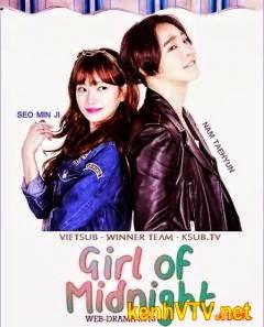 Bí Ẩn Bóng Đêm Full Tập Trọn Bộ Thuyết minh Full HD - Girl Of Midnight (2015)