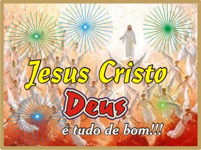O Poder Universal - Jesus Cristo