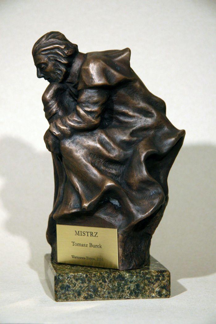 Nagroda MISTRZ dla Tomasza Burka
