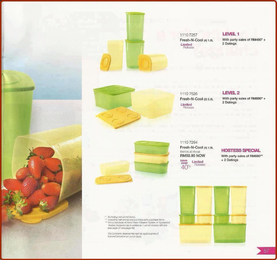 KATALOG TUPPERWARE APRIL 2013