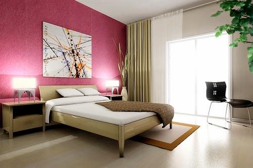 Cách đặt giường ngủ một cách hợp lý trong căn hộ chung cư