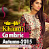 Khaadi Cambric Autumn Collection 2015 - Winter Dress Designs