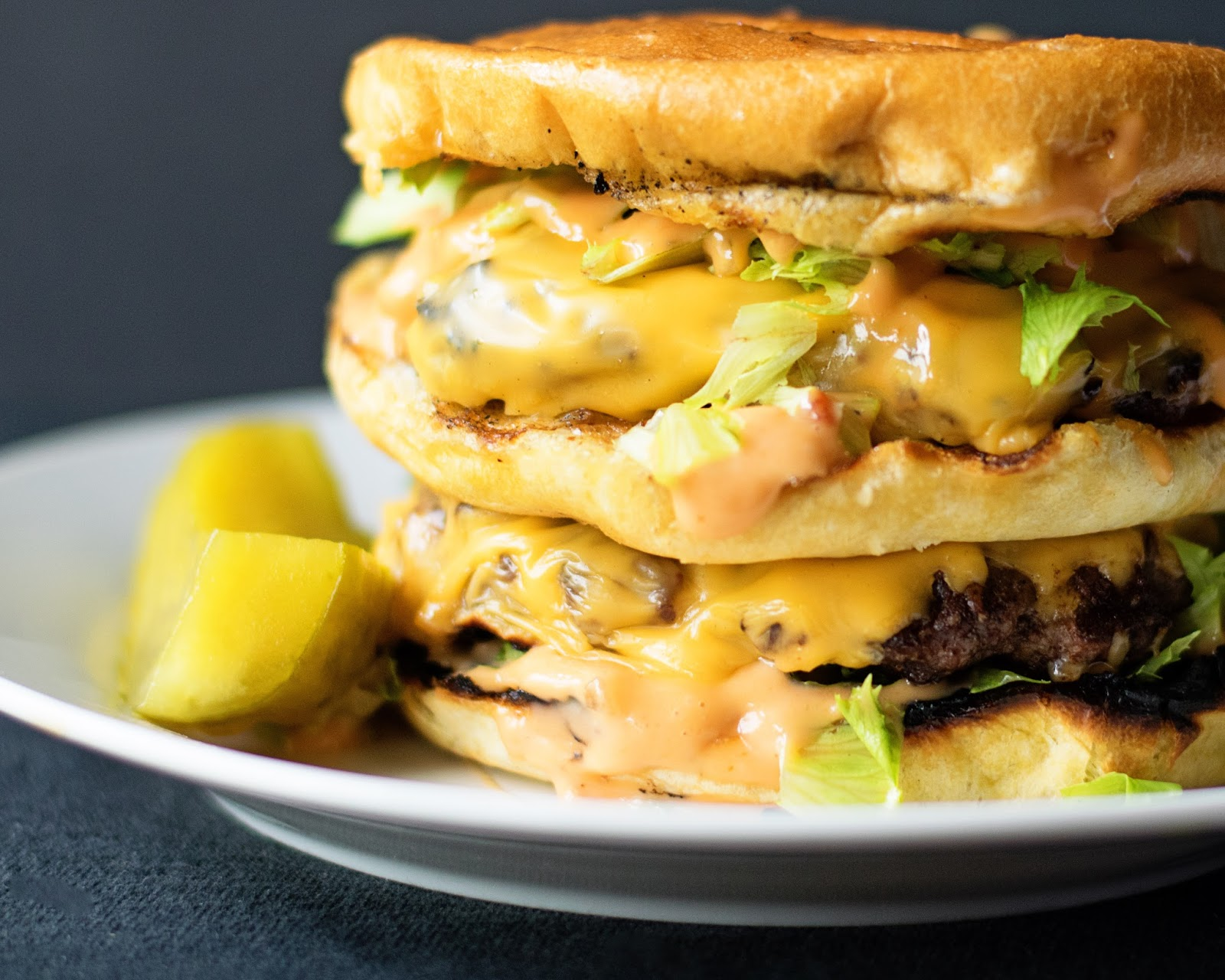 Copycat Big Mac Recipe - ~The Kitchen Wife~