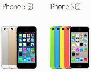iPhone 5s dan 5c akan segera hadir di Indonesia