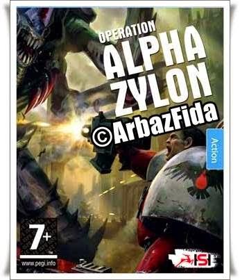 Free Download Alpha Zylon PC Game Free Download 200mb