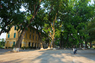Chu Van An highschool- place to visit in West lake