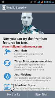 ESET NOD32 Mobile Security & Antivirus Premium APK