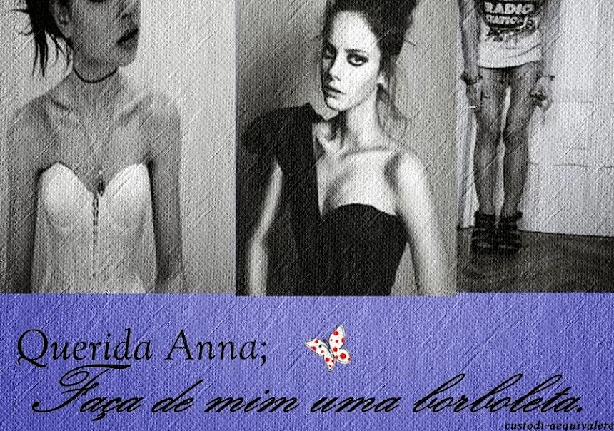 Querida Ana;