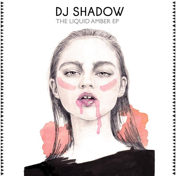 DJ Shadow - The Liquid Amber - Single Cover