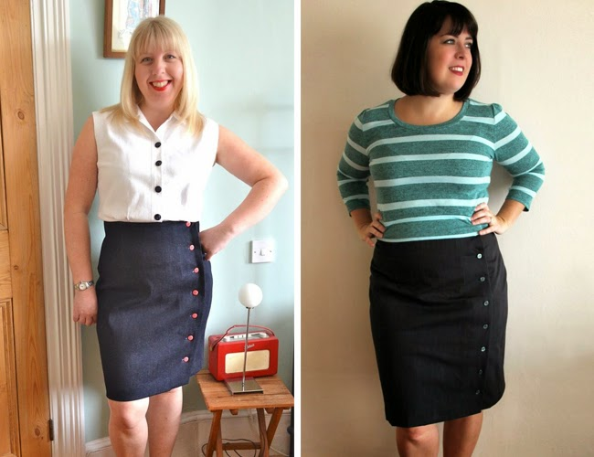 Arielle sewing pattern