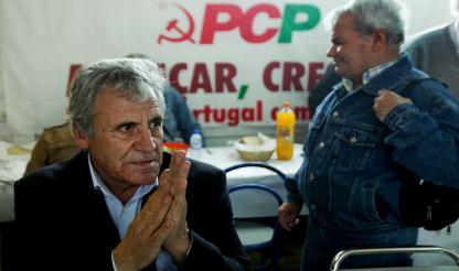"""Líder do PCP considera """"fundamental"""" defender o Serviço Nacional de Saúde"""