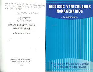 MÉDICOS VENEZOLANOS NONAGENARIOS